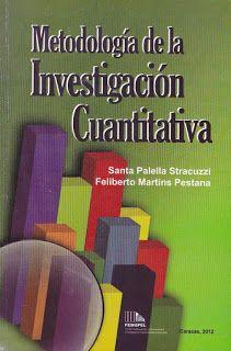 Biblioteca Virtual De Investigación Metodología De La Investigación Cuantitativa Libros De Investigacion Investigación Cuantitativa Libros De Administracion