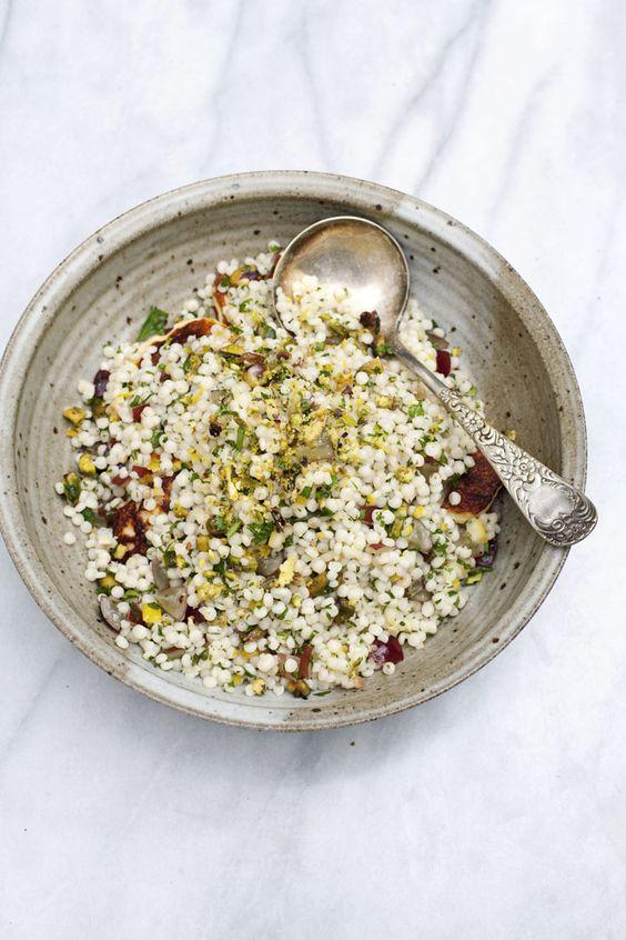 Couscous, Pistachios and Couscous recipes on Pinterest