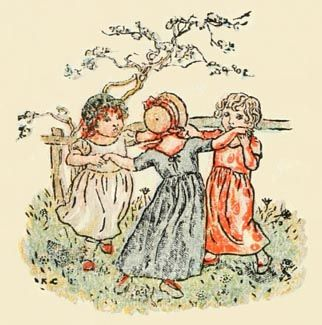 Mother Goose or The Old Nursery Rhymes, 1881