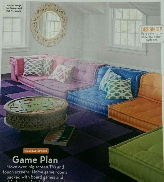 Floor Couch