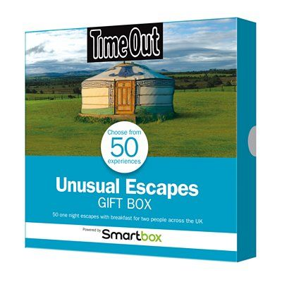Time Out Unusual Escape Experience #Smartbox