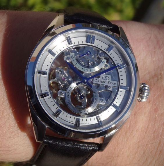 Orient Star Skeleton DX00002W