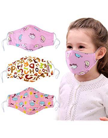 Kapmore Kinder Mund Maske Anti Staub Schon Cartoon Druck Maske Mundschutz In 2020 Masken Kinder Schnittmuster Kinder Mundschutz