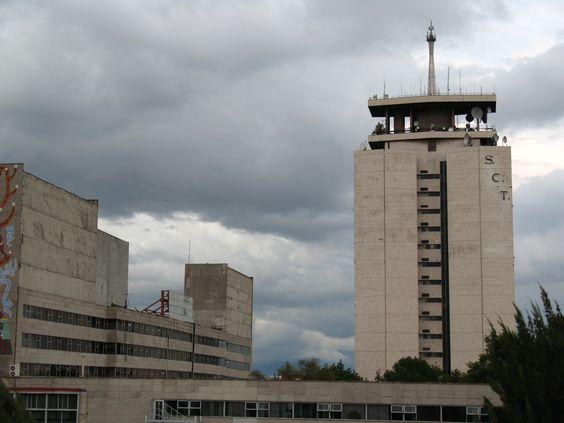 se creo la Torre de Telecomunicaciones del D,F.