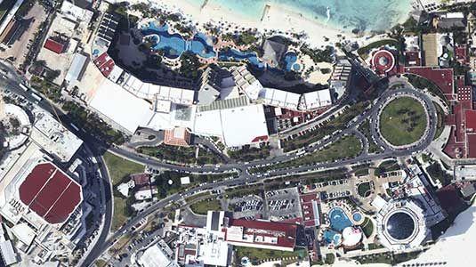 Cancún Federated Geospatial Information System | Innovación Sistemas y Proyectos | Cancún, Mexico