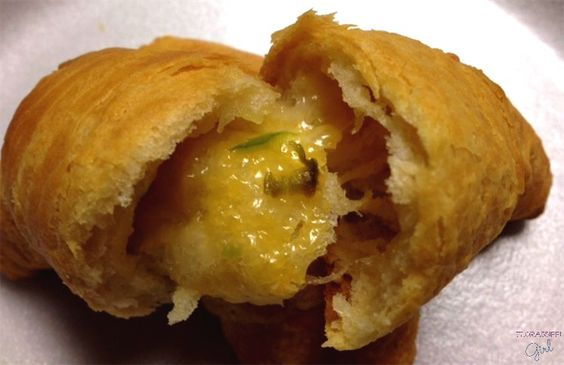 Jalapeno and Cheese Crescent Rolls