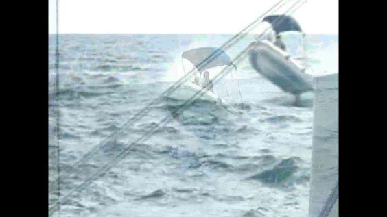 Rough Seas on a 5.2M (17 ft.) RIB