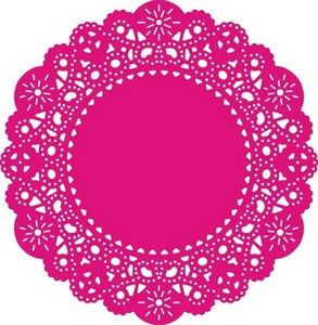 Cheery Lynn Designs - French Pastry Doily: