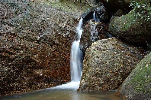 Cachoeira do Grajaú - Reserva Florestal do Grajaú - Rio de Janeiro - RJ