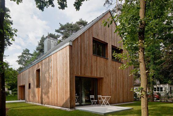 Wohnhaus bei Berlin, Krause von Matuschka Architekten