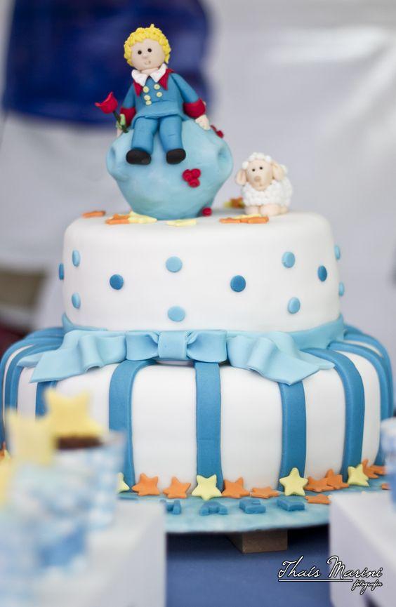 Dulcíssima Atelier de Doces - Cake Design Le Pétit Prince