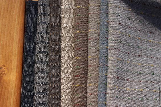 Купить или заказать Японский фактурный хлопок в интернет-магазине на Ярмарке Мастеров. Ткань для пэчворка производства фирмы Daiwabo (Япония). 100 % хлопок Японский фактурный хлопок В наличии ткань 1 - рельефные полосы темно-серая ткань 2 - рельефные полосы серая ткань 3 - рельефные полосы темно-коричневая ткань 4 - рельефные полосы бежевая ткань 5 - цветные полосы коричневая ткань 6 - цветные полосы серо-коричневая ткань 7 - цветные полосы серо-голубая ткань 8 - цветные полосы…