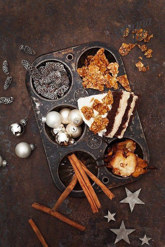 Naked Pear Coconut Cake | Sabrinasue