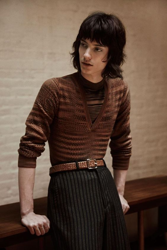 Look at...  #man #style #look #fashion #mood