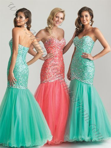I wanna wear this to my prom!!!