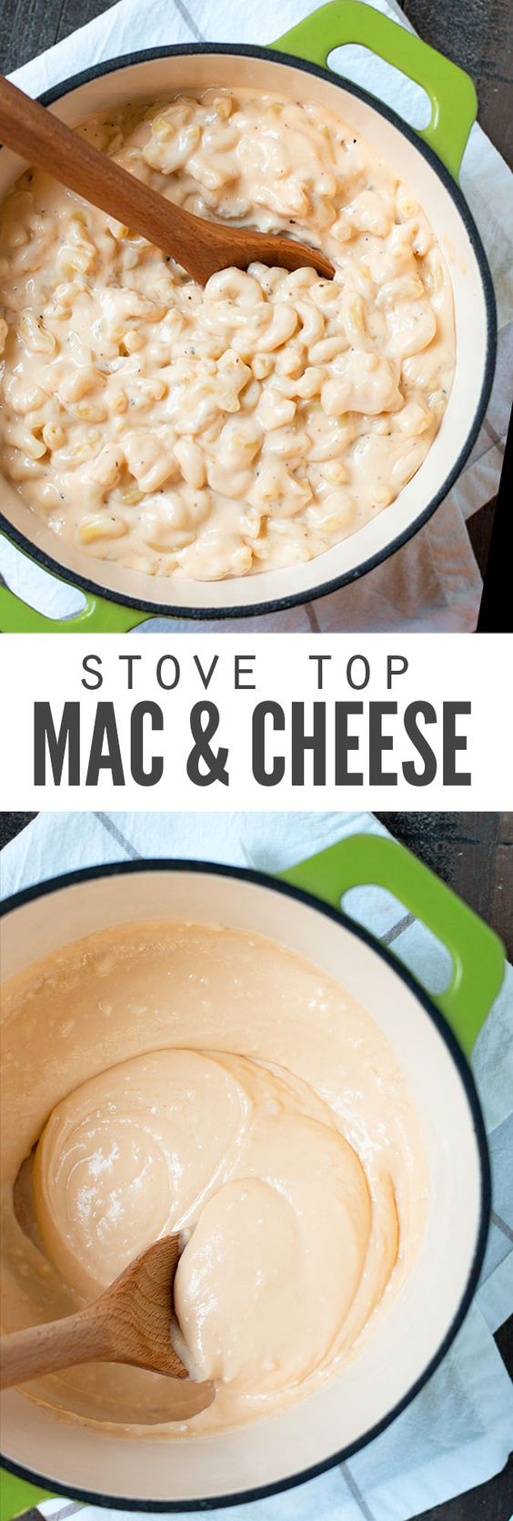 The best homemade mac and cheese just like your grandma would make, ready in less than 15 minutes and made from scratch with real ingredients. When you think of mac and cheese, THIS is what you crave! :: DontWastetheCrumbs.com