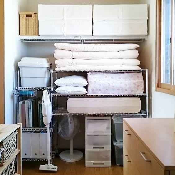 お布団の収納に困っていませんか 押し入れがない間取りだったり
