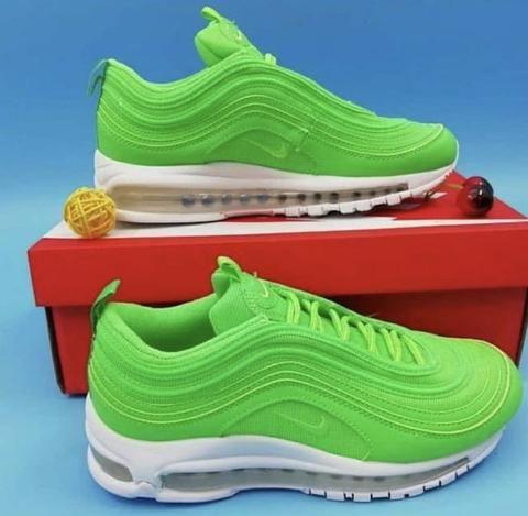 air max 97 verdi fluo