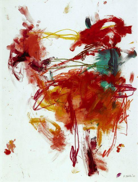 Untitled #32, 2012, by Kikuo Saito