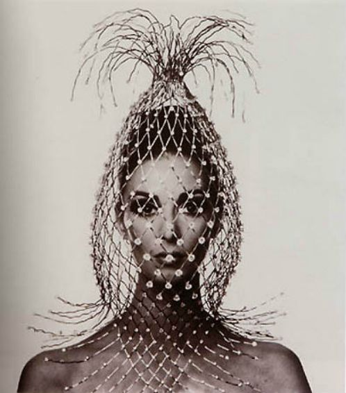 Vogue Paris, 1965 Irving Penn