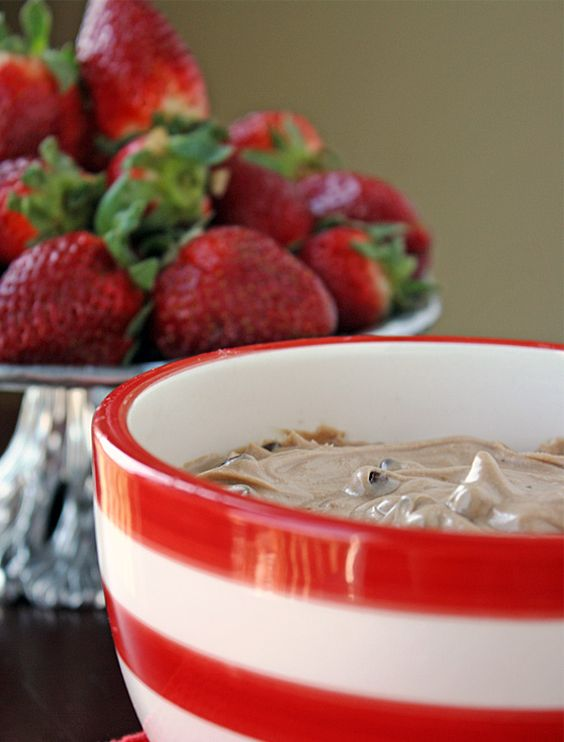 Nutella//chocolate chip//cream cheese party dip...this is a MUST!