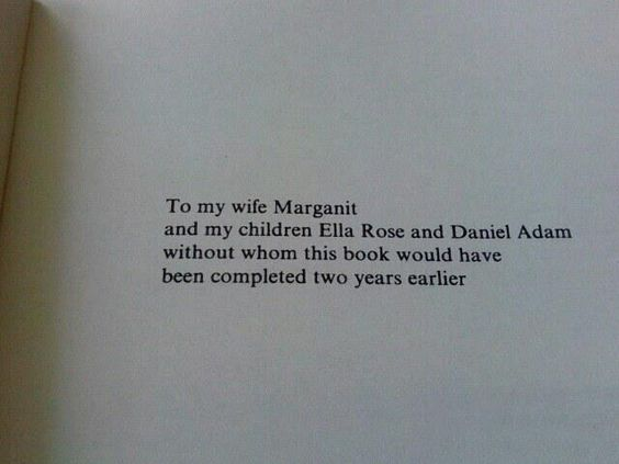 Phd thesis dedication to parents