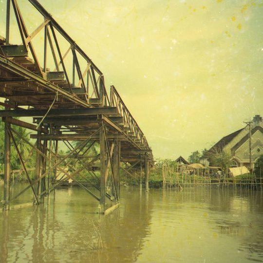 Cầu Cái Mơn xưa