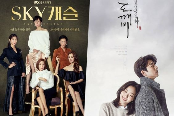"""""""SKY Castle"""" Overtakes """"Goblin"""" To Set Highest Viewership Ratings In Cable Network History"""