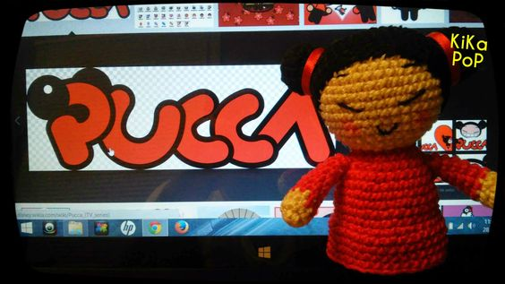 Kika Pop: PUCCA LOVE