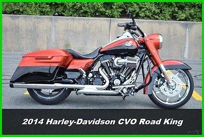 Harley-Davidson: Touring 2014 Harley-Davidson Touring Road King CVO Used Tribal Orange Har https://t.co/hDn5t3VBih https://t.co/t99O2kwpyO http://twitter.com/Soivzo_Riodge/status/772956554534486016