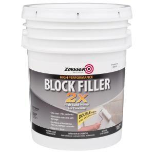Zinsser 1 Gal Watertite Lx Low Voc Mold And Mildew Proof White Water Based Waterproofing Paint 2 Pack 270267 The Home Depot Basement Waterproofing Paint Basement Walls Waterproofing Basement