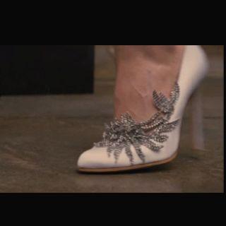 bella swans wedding shoes foot fashion pinterest