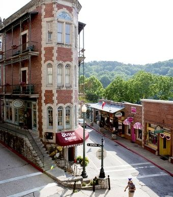 100 coolest small towns in america eureka springs