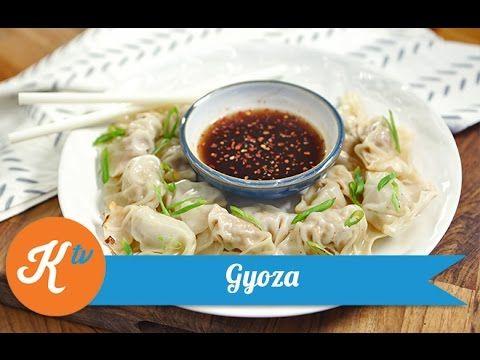 Resep Gyoza Ayam Chicken Gyoza Recipe Mommy Wong Resep Makanan Resep Cemilan