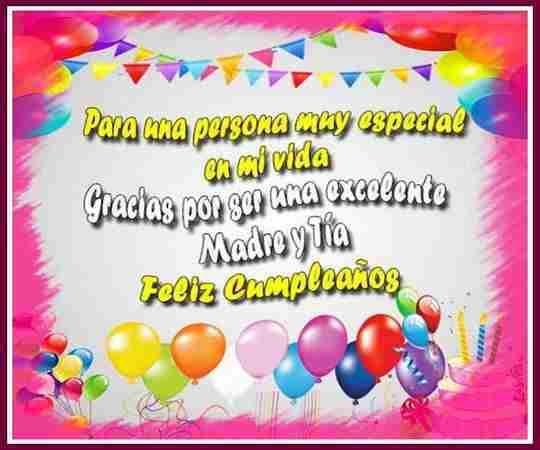 Postales De Cumpleaños Para Una Tía Adorada Como Tú Feliz Cumpleaños Tia Frases De Feliz Cumpleaños Felicitaciones Cumpleaños Divertidas
