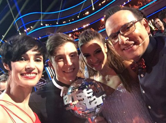 Loïc Nottet et Denitsa Ikonomova remportent Danse avec les stars 6 !