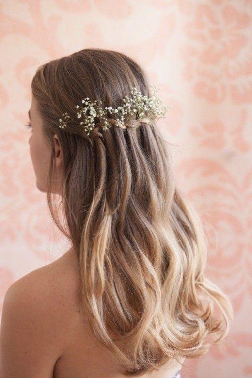 Lovely Kommunion Frisuren 2019 Kapsels Vlechten Gala Mode Kapsels Lang Haar Bruiloft