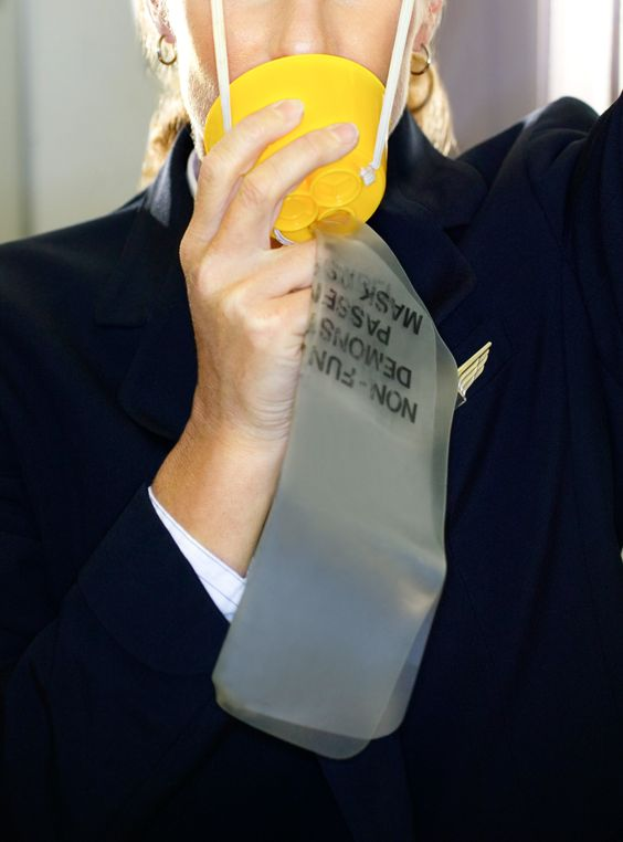 Why You're Instructed To Put Oxygen Masks On Yourself First #refinery29