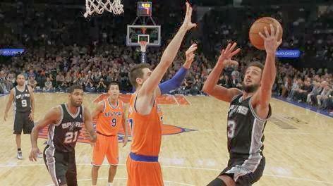 SCRIVOQUANDOVOGLIO: BASKET NBA:NEL DERBY ITALIANO HA LA MEGLIO BELINEL...