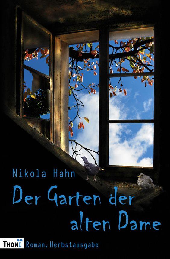 """""""Der Garten der alten Dame"""": Für jede Jahreszeit wurde eine »Special Edition« mit einem passenden Cover gestaltet; die Herbstausgabe ist mit zahlreichen Schwarzweißbildern zudem als literarisches Malbuch angelegt."""