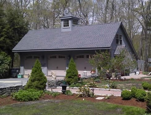 Saltbox house saltbox houses pinterest house for Saltbox garage plans