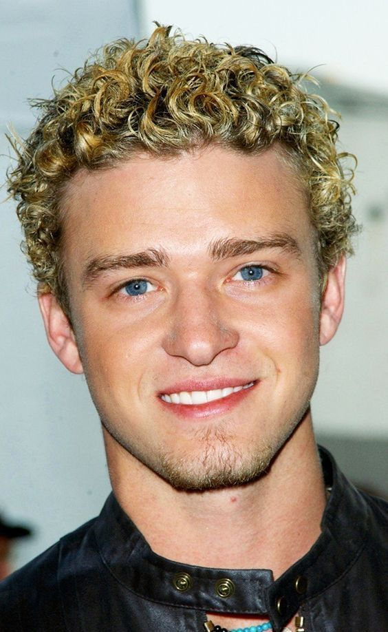 15 Romantic Haircuts Men With Curly Hair Can Try To Impress