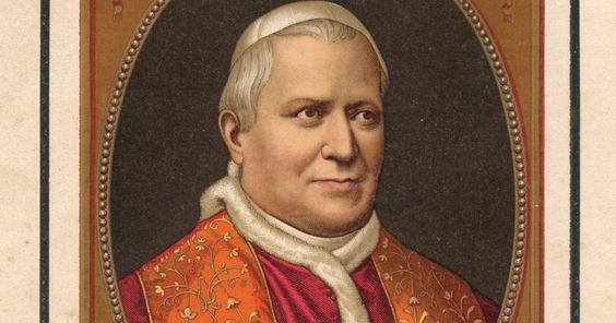 GALERIA DE SUPORTE AO BLOG PALE IDEAS     clique com o botão DIREITO para ampliar as imagens      Papa Pio IX