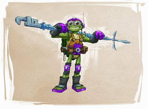 Tony Weinstock: Teenage Mutant Ninja Turtles!