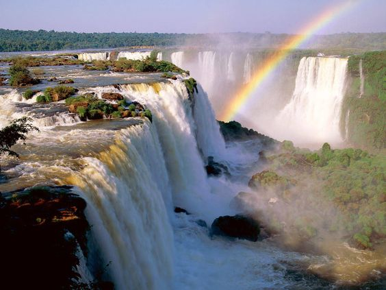 Cataratas de Iguazu   - Brasil
