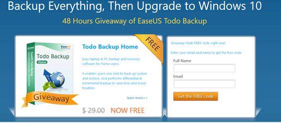 EASEUS Todo Backup Home V.8.5 Free Grátis   hardwareysoftware.net