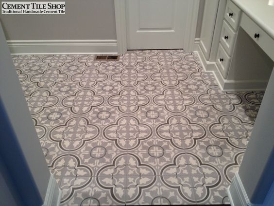 Cement Tile Shop - Encaustic Cement Tile: Projects