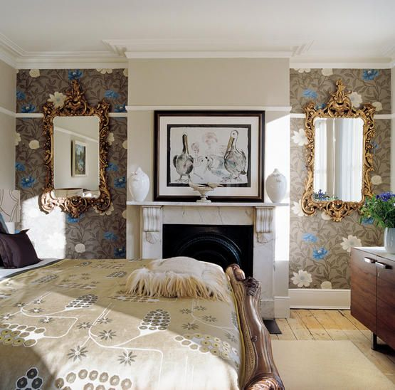 How to flank a fireplace decor pinterest green for Alcove ideas decoration