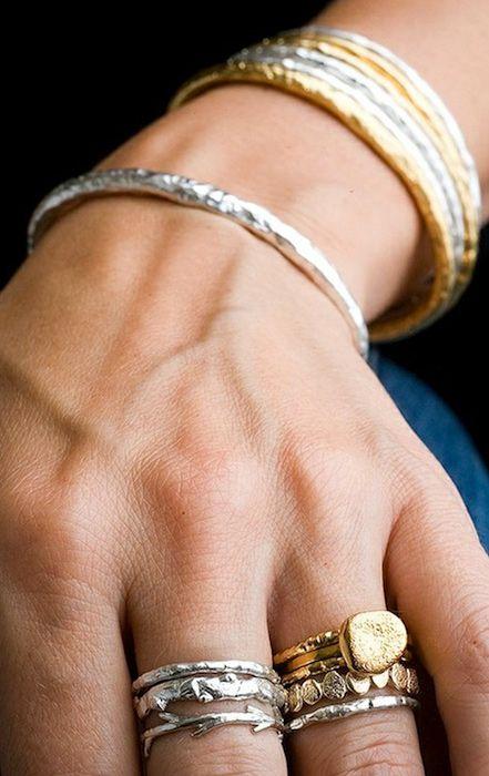 «Золото и серебро нельзя носить вместе» и еще 7 мифов, которые пора развеять! | Журнал Cosmopolitan