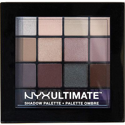 Nyx Cosmetics Cool Neutrals Ultimate Shadow Palette